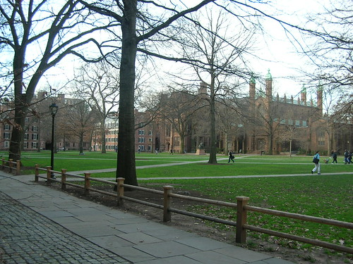 Another view of Old Campus