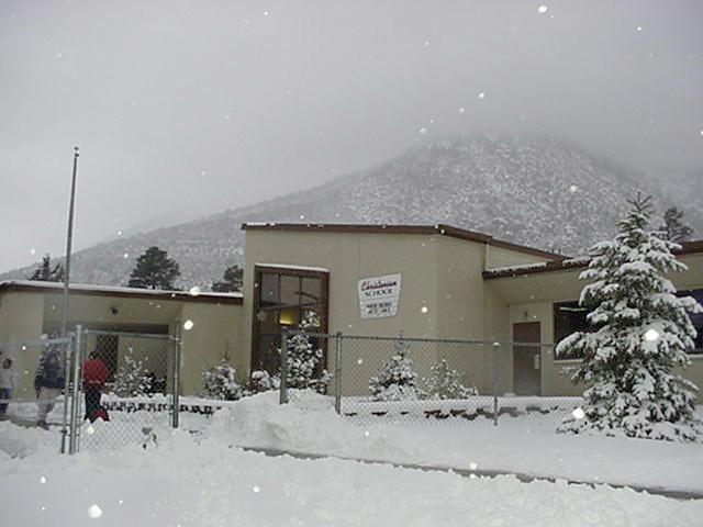 Christensen Elementary School Winter Flickr Photo Sharing