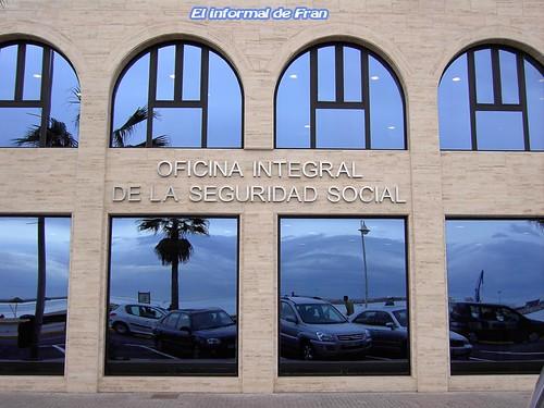 El informal de fran informaci n sobre oficina se for Oficina de seguridad social en barcelona