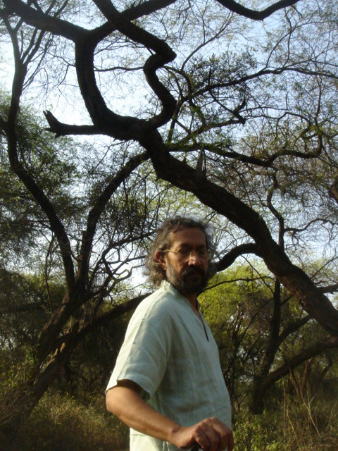 The Tree Man of Delhi