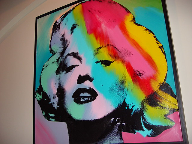 Marilyn at the Heathman