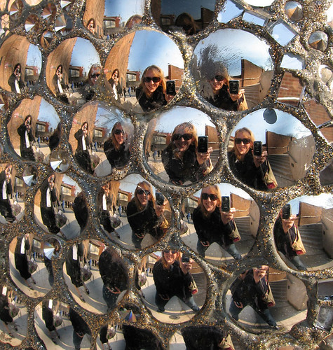 Mirror Egg Reflections