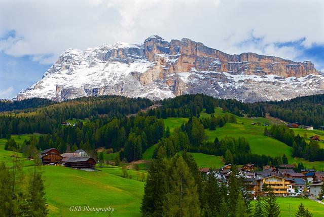 Sass dla Crusc, Dolomites, Badia, Italy