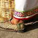 Huarache de Huichol by Jesus Guzman-Moya