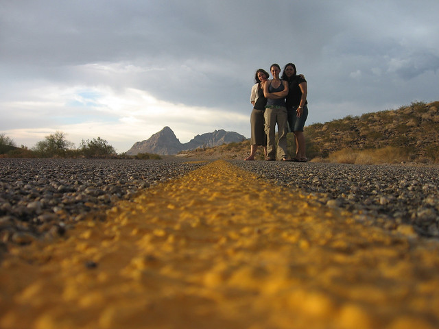 roadtrip, road, girls