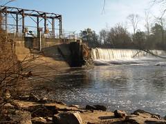 Milburnie Dam1