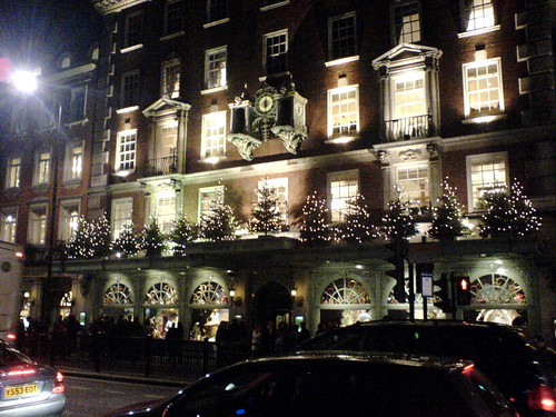 Fortnum and Mason Christmas Lights