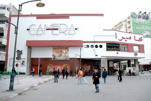 Cinema Camera (1938) in Meknes