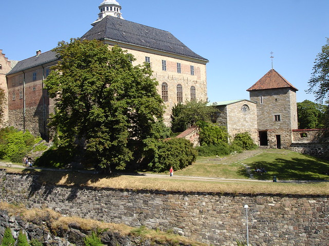 Akershus Fortress by CC user lyng883 on Flickr
