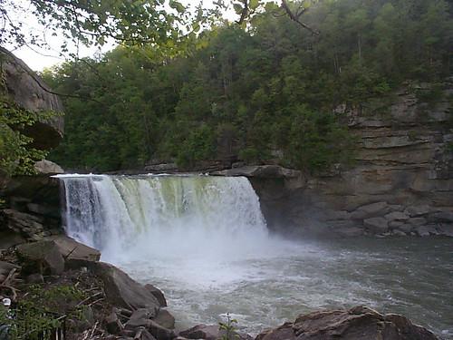 kentucky parks waterfalls rivers cumberlandfalls cumberlandriver stateparks greatoutdoors