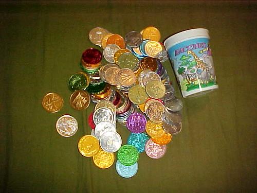 Mardi Gras Coin Collection