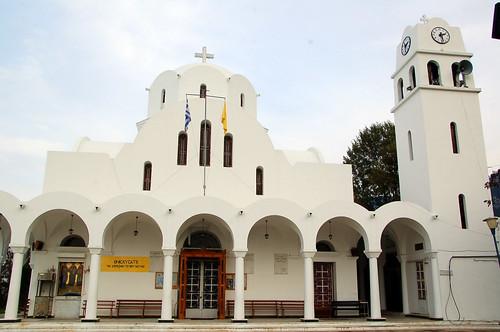 Agia Paraskevi Church, Kamena Vourla