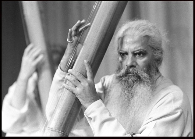B&W Pandit Pran Nath - Sound is God