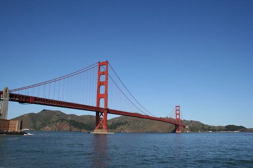 Golden Gate Bridge #002