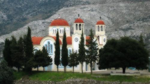 trees church geotagged 500v20f village widescreen greece crete orton canonpowershots45 gonies impressedbeauty 16by9widescreen geo:lat=35298945 geo:lon=24937463