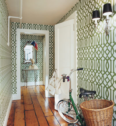 Chloë Sevigny's Home (via house + garden)
