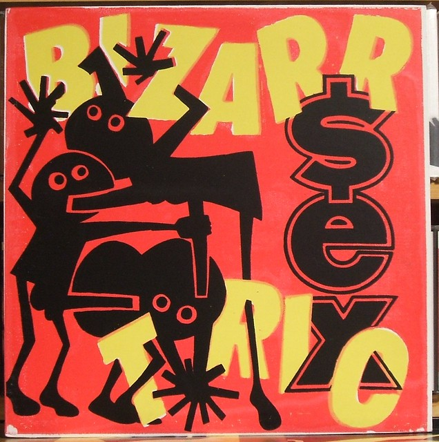 artist: Bizarr Sex Trio title: Bizarr Sex Trio label: Invisible country: USA