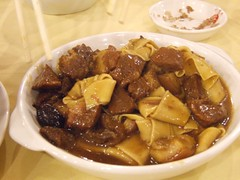 beef(0.0), produce(0.0), shiitake(0.0), stew(1.0), beef bourguignon(1.0), meat(1.0), food(1.0), pot roast(1.0), dish(1.0), cuisine(1.0),
