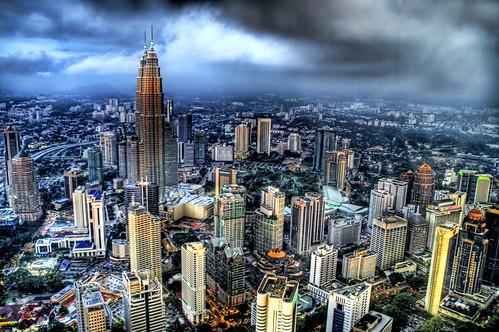Moving to Kuala Lumpur