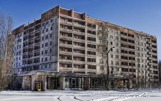 Radiated Apartment Building