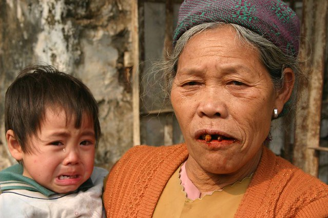 Portraits from Hoa Lu Village...