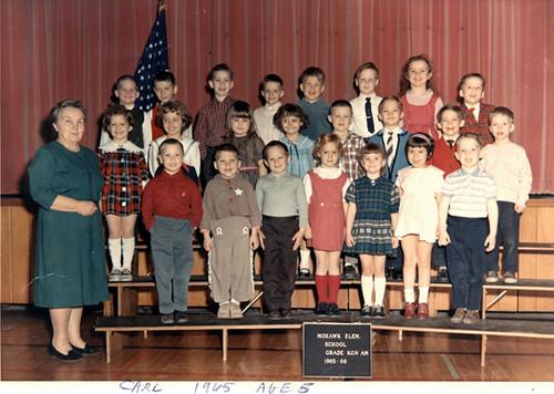 Carl kindergarten class