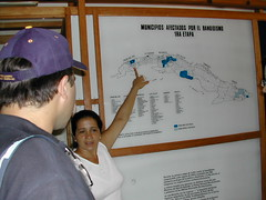 Guide at the Bandits Museum_Cuba 164