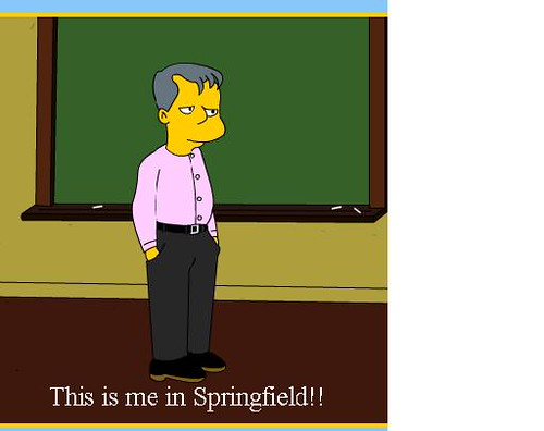 Me in Springfield