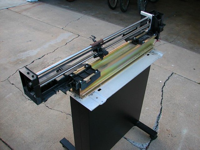 Plotter Definition Meaning