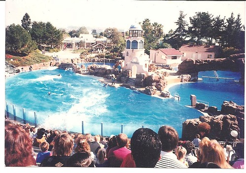 Seaworld of San Diego USA