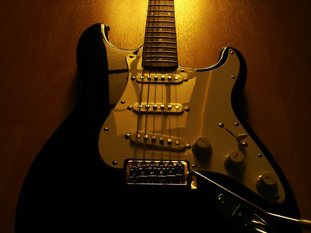 Photo:Guitar By sdstrowes