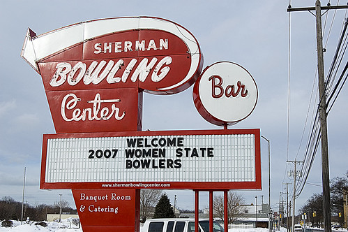 Sherman Bowling Center