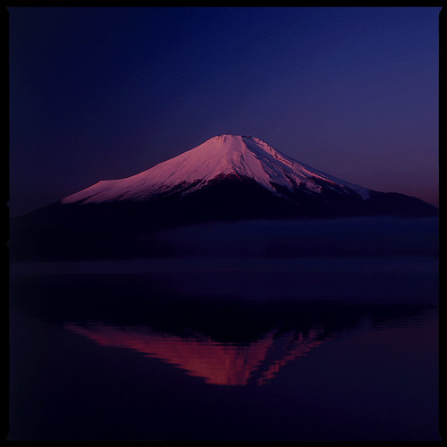 Mountain-FUJI (sunrise)