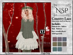 NSP Country Lace Dress - V2