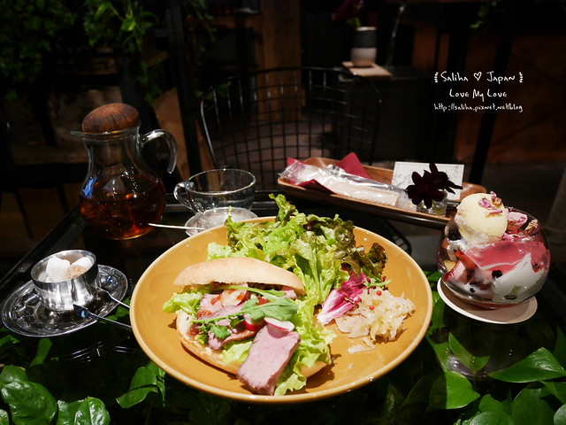 日本東京表參道花店咖啡館Aoyama Flower Market Tea House青山店  (25)