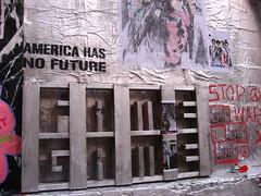 American Has No Future / Fame Game