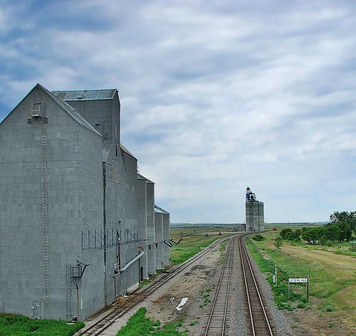 Sterling Grain Elevator