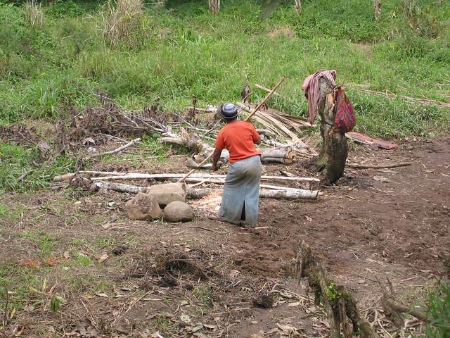 nenets woman cutting firewood - photo #41