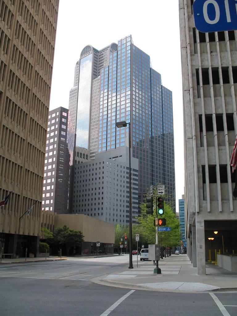 Deserted Dallas