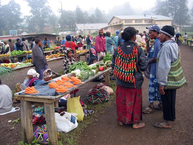 Ukarumpa Market