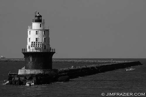 National Harbor of Refuge Lighthouse
