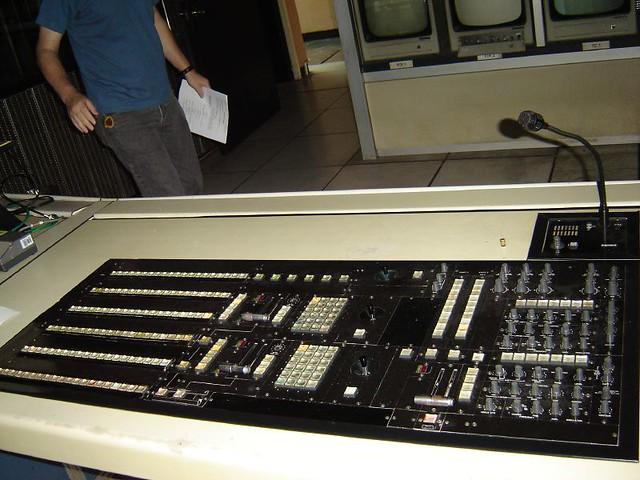 Mixer Bosch Fernseh