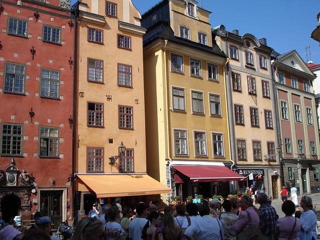 Gamla Stan, Stockholm, Sweden - Flickr CC lyng883