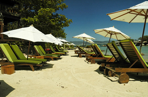 Beach of Brazil