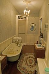 my bathroom, the olive cottage, Galveston