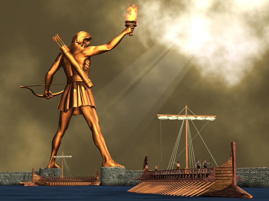#5: Colossus of Rhodes