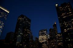 Night Fell On Chicago