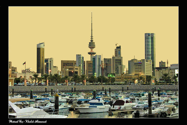 Scenery From Kuwait City Flickr Photo Sharing