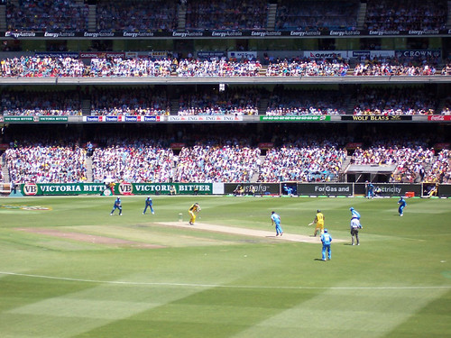 India vs Australia Cricket
