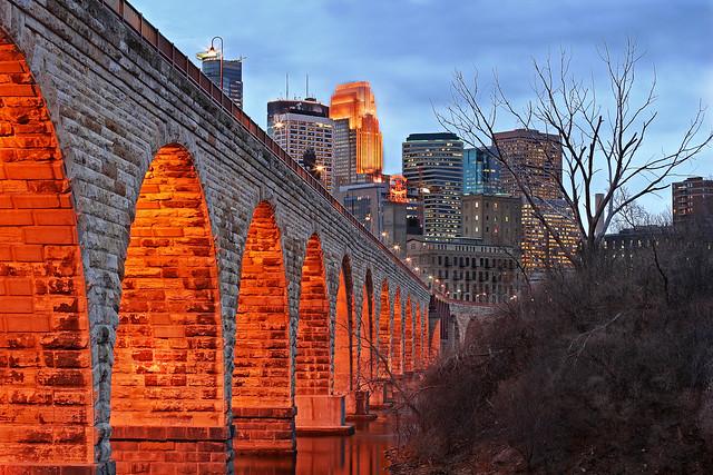 Stone Arch Bridge III